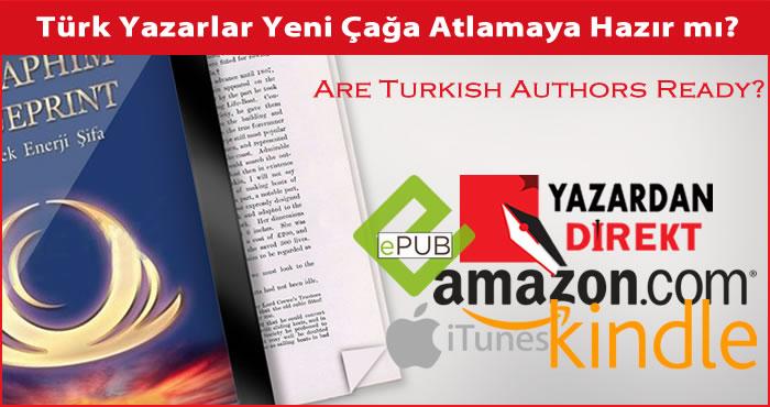 Are Turkish Authors Ready