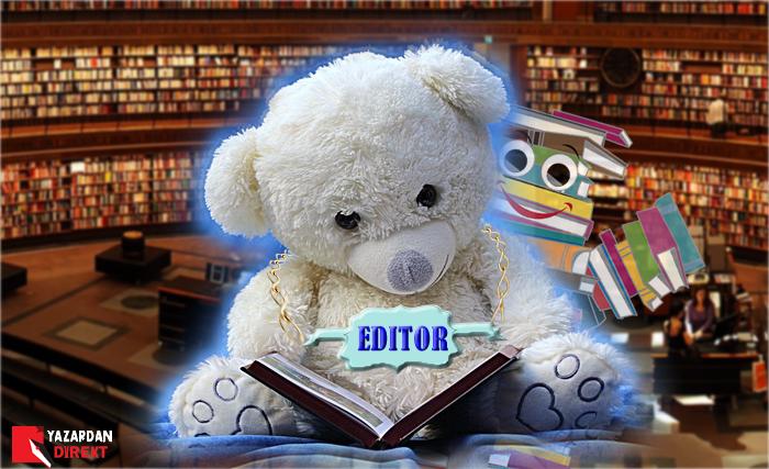 İyi Bir Kitap Editörü ile Kesişen Yol