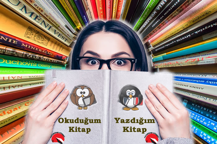 Kitap Yazmak Icin Kitap Okumak